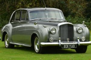 1962 Bentley S2 Saloon. Photo