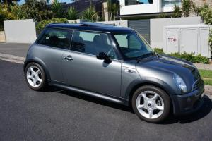 Mini Cooper S 2003 2D Hatchback 6 SP Manual 1 6L Supercharged Mpfi 4 Seats in Kincumber, NSW