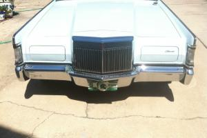 Lincoln : Mark Series every option including headlight dimmer