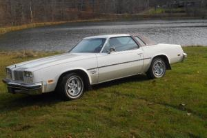 Oldsmobile : Cutlass BROUGHM