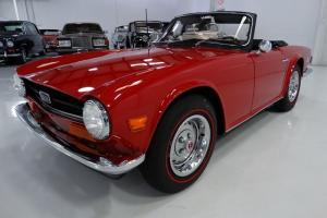 Triumph : TR-6 MOST DESIRED COLOR COMBINATION!