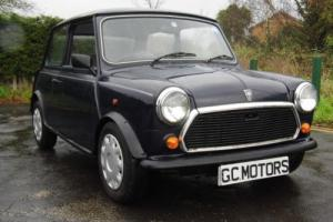 1992 Rover Mini City E with just 18,000 miles