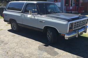 Dodge : Ramcharger Prospector pk