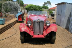 MG TD in Para Hills, SA Photo