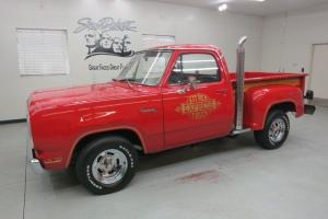 Dodge : Other Pickups Lil' Red Exp