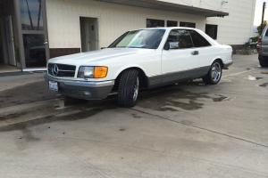 Mercedes-Benz : 500-Series EURO