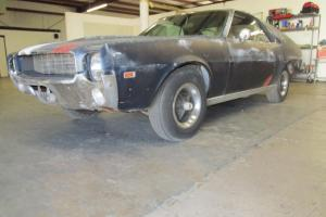AMC : AMX PROJECT/BARN FIND