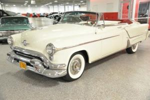Oldsmobile : Ninety-Eight Convertible
