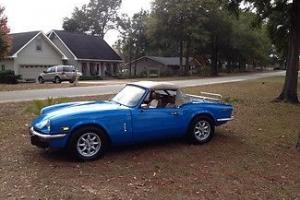 Triumph : Spitfire 2 Door Roadster