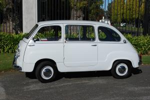 Fiat : Other 600D Multipla