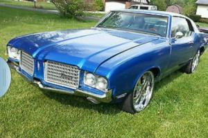 Oldsmobile : Cutlass 2 Door Coupe