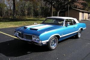 Oldsmobile : Cutlass W-31 Convertible