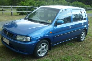 Mazda 121 Metro 1999 5D Hatch 5SP M PS Aircon CD V Clean 6MTH REG RWC in Chapel Hill, QLD