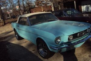Ford : Mustang 1964 1/2 Convertible