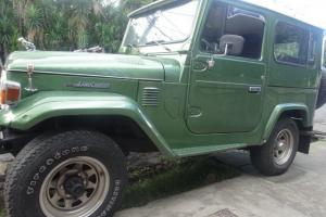 Toyota : Land Cruiser FJ40/BJ40