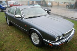 Daimler SIX AUTO full leather, big spec, great condition, LONG WHEEL BASE Photo