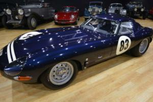 1965 Jaguar E type 3.8 litre Low Drag coupe. Photo