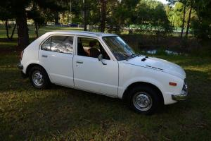 Honda CIVIC Generation 1 4D 1500 Hondamatic 1976 Model Running in Port Macquarie, NSW