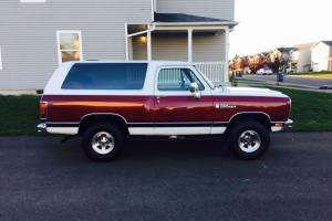 Dodge : Ramcharger LE 150
