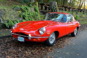 Jaguar : E-Type 2 Place Coupe