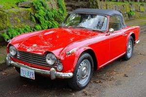 Triumph : Other Completely Restored