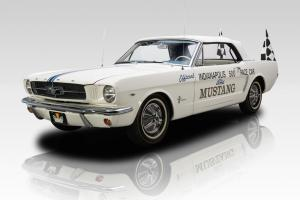 Ford : Mustang Pace Car