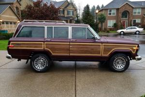 Jeep : Wagoneer LIMITED
