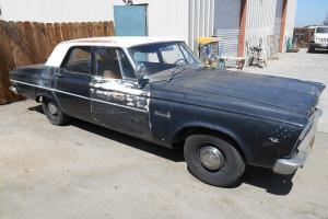 Plymouth : Other Belvedere I