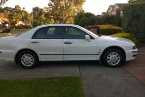 Mitsubishi Magna 2002 Advance LOW KLM'S Great Conditon Excellent Price in Mount Evelyn, VIC