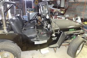 Willys : cj2 CJ2a