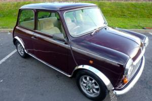 MINI MAYFAIR 1988 COVERED ONLY 49,000 MILES FROM NEW - STUNNING