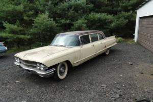 Cadillac : Other 1962 LIMOUSINE