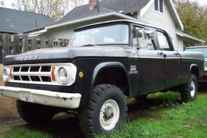 Dodge : Other Pickups W200
