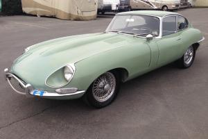 Jaguar : E-Type 4.2 FHC Photo