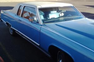 Lincoln : Continental DB
