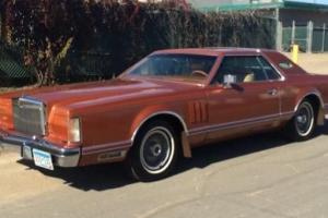 Lincoln : Mark Series **Mark 5**