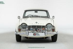 Triumph TR4 Photo