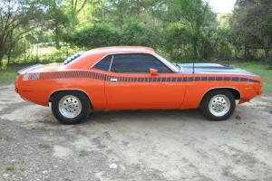 Plymouth : Barracuda Gran Coupe