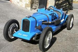 1929 Riley 9HP 'The Cuthbert Special' Photo