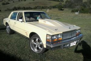 1978 Cadillac Seville 454 BIG Block