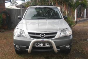 Mazda Tribute Limited 2001 4D Wagon 4 SP Automatic 4x4 3L Multi Point in Eagleby, QLD