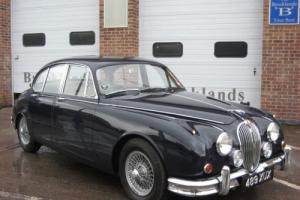 1961 Jaguar MK2 3.8 Manual Sadly Sold ** Restored with Pride **