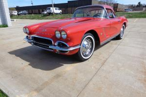 Chevrolet : Corvette Convertable