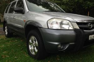 Mazda Tribute Luxury 2002 4D Wagon 4 Speed Automatic NO Reserve in Morisset, NSW