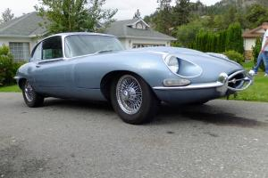 Jaguar : E-Type 4.2 Photo