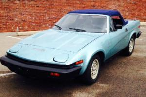 Triumph : Other TR8 Photo