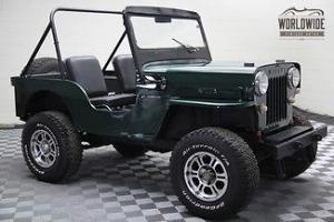 Willys : Jeep