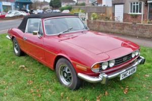 1974 Triumph Stag Photo