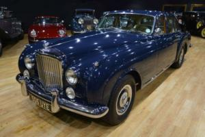 1960 Bentley S2 Continental Flying Spur by H.J. Mulliner Photo