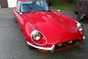 Jaguar : E-Type Coup Photo